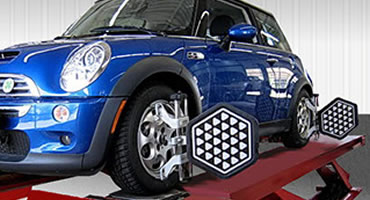 Wheel Tracking & Balancing
