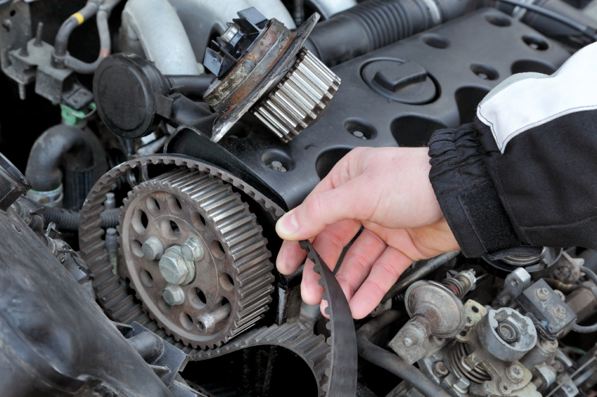Coventry MOT Centre timing belt replacement