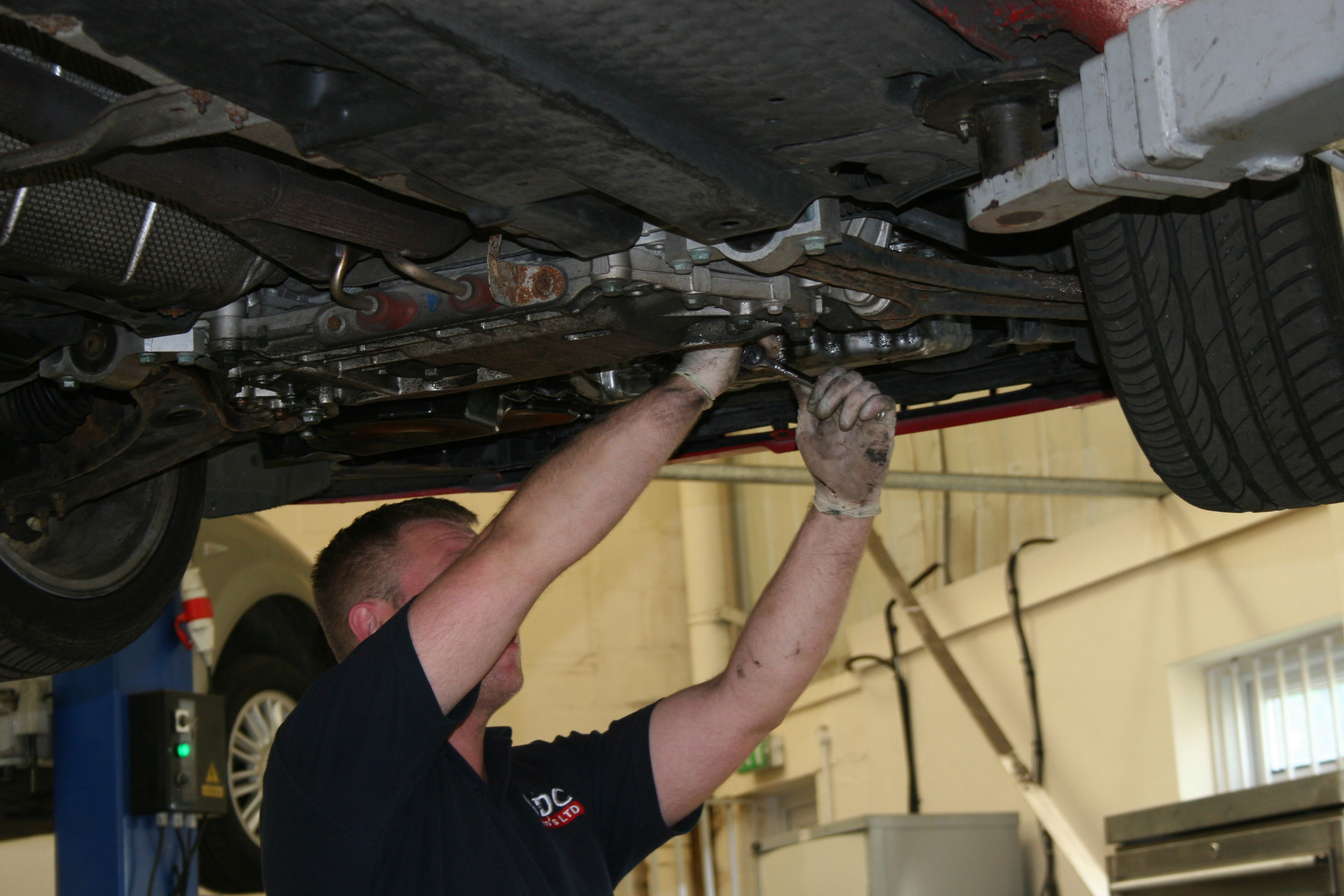 Coventry MOT Centre vehicle repairs