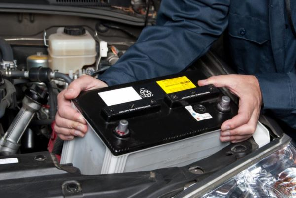Coventry MOT Centre Battery Replacement